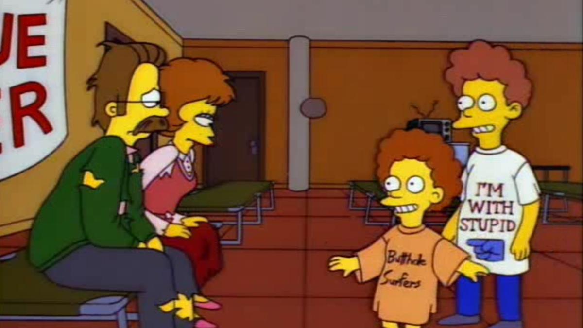 "The Simpsons (Classic): ""Hurricane Neddy"""