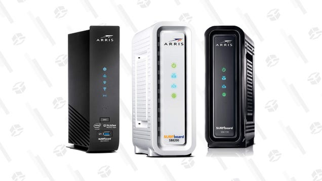 Stick It To Your ISP By Buying Your Own Modem During This One-Day Sale