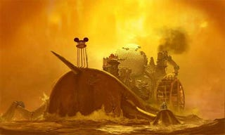"""Illustration for article titled To Be Perfectly Clear, Epic Mickey Is Wii """"Exclusive"""""""
