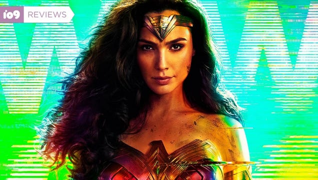 Wonder Woman 1984 s Powerful Message Soars Above Its Superheroic Excess