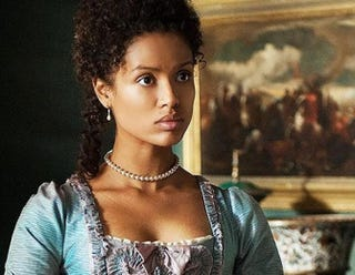 Gugu Mbatha-Raw as BelleFox Searchlight