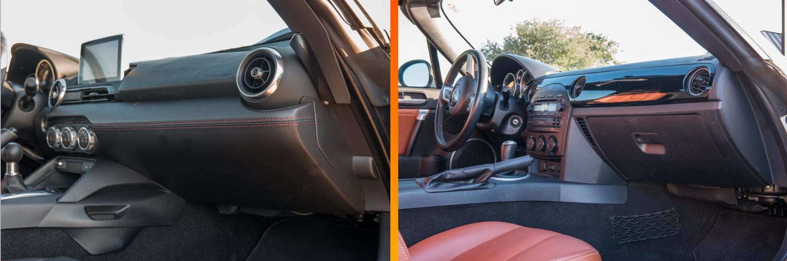 Hier ist, wie die neueste Mazda Miata wirklich mit dem alten vergleicht