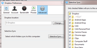 Illustration for article titled Dropbox 1.0 Release Candidate Includes Selective Folder Syncing