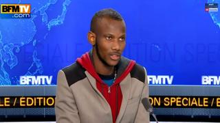 Lassana BathilyBFMTV YouTube Channel