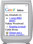 Illustration for article titled Google launches Gmail Mobile