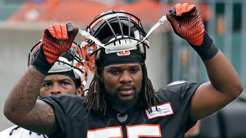 the best attitude f064b 8ae59 NFL Looking Into Yet Another Dirty Play By Vontaze Burfict