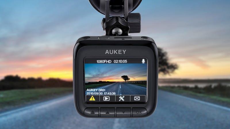 Aukey Dash Cam, $50 with code AUKEYP27