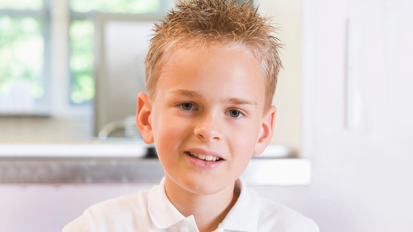 Kid With Massive Head Probably Psychic