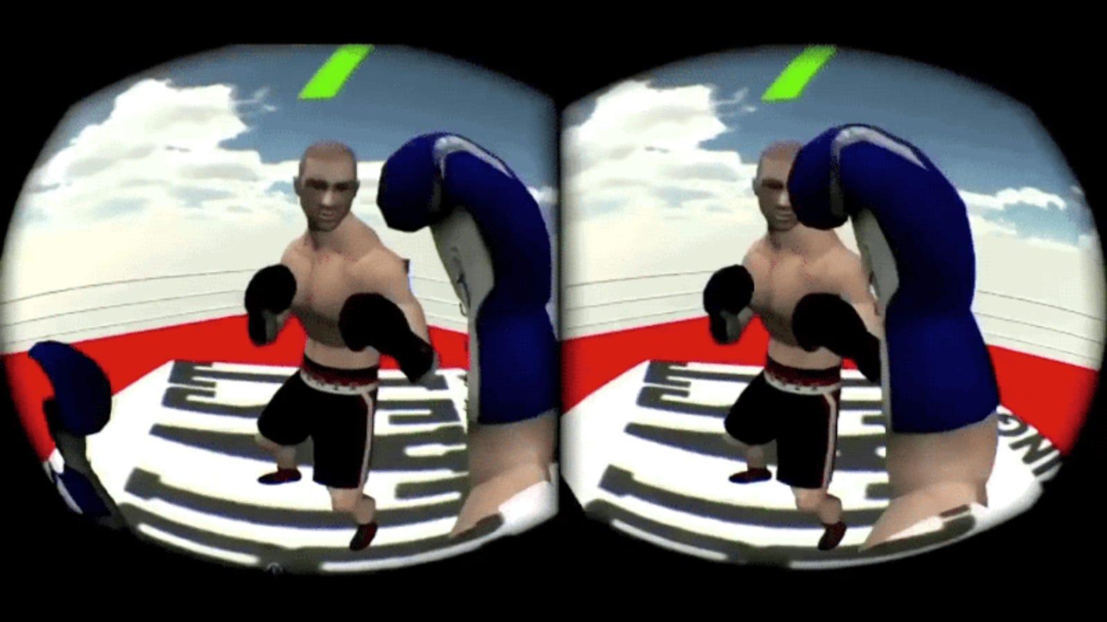 Sentir el impacto de un puñetazo, el añadido definitivo a la realidad virtual
