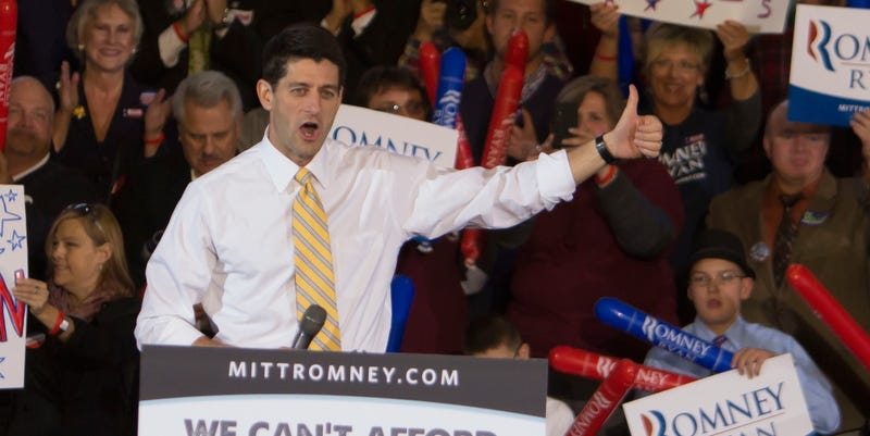 Illustration for article titled Confratulations to Paul Ryan, the First Bro Speaker of the House in US History