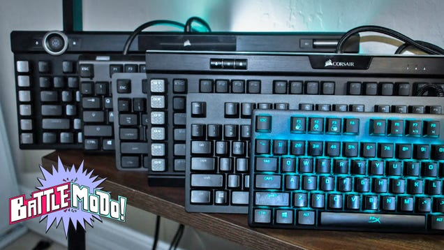 The Best Gaming Keyboard for Wannabe Esports Athletes