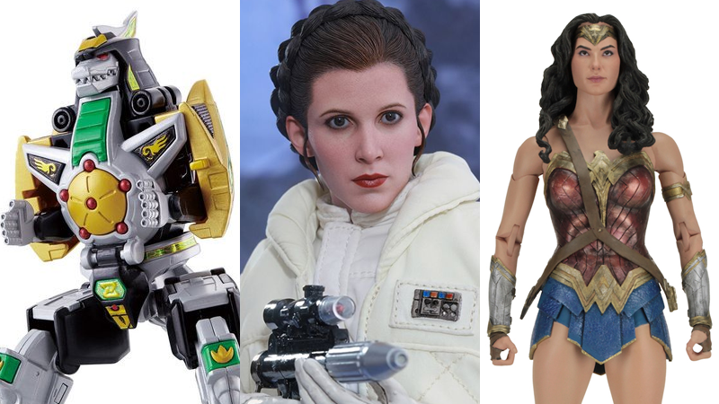Illustration for article titled The Best Version of Princess Leia Gets an Amazing Figure, and More Wonderful Toys of the Week