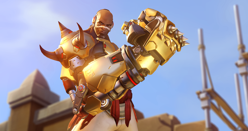 Blizzard reveals what Doomfist has been up to in 'Overwatch'