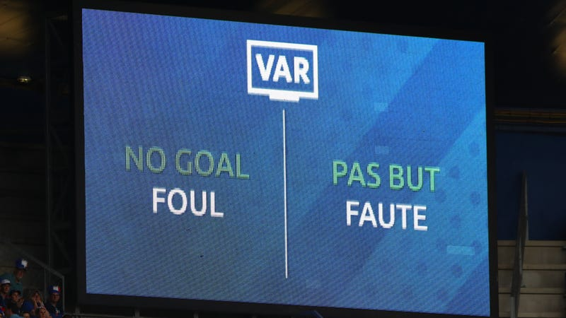 Illustration for article titled VAR Has One Job, And It's Failing Miserably At It