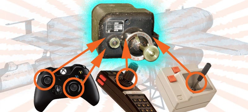 Illustration for article titled You Can Thank The Nazis For Your Video Game Controllers