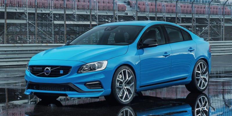 Illustration for article titled The Volvo S60 Polestar has a problem