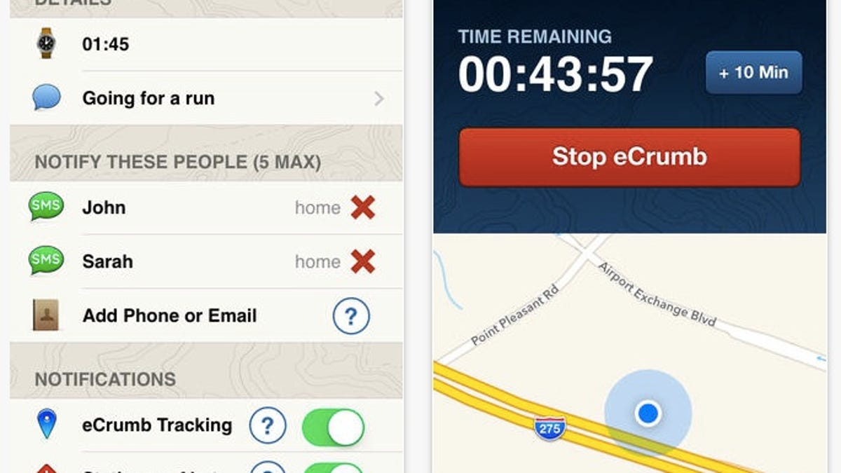This App Lets Friends Track Your Bike Rides to Make Sure You