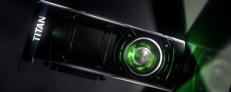 Illustration for article titled Nvidia GeForce GTX Titan X: Bloody Fast, Surprisingly Efficient