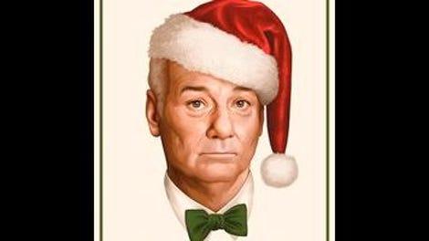 Murray Christmas.A Very Murray Christmas Is Odd And Inscrutable Just Like