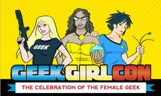 Illustration for article titled Geek Girl Con.... Anyone Going?
