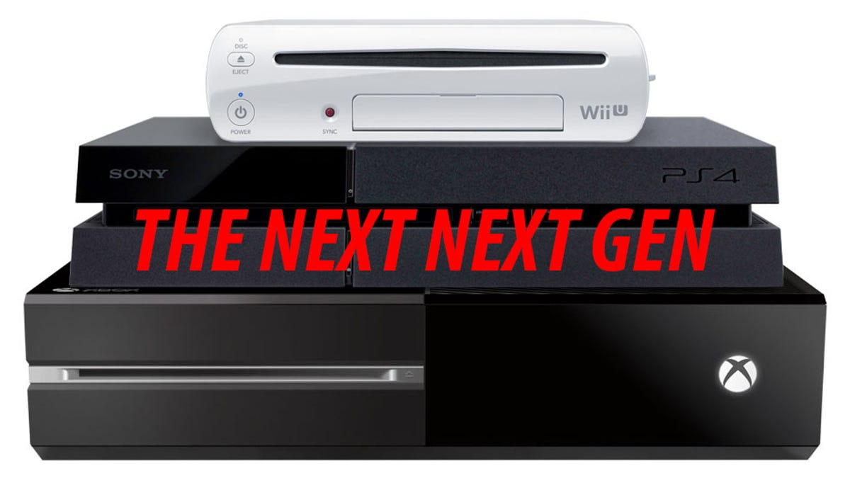 What the Xbox One, PS4, and Wii U Tell Us About the Future of Consoles