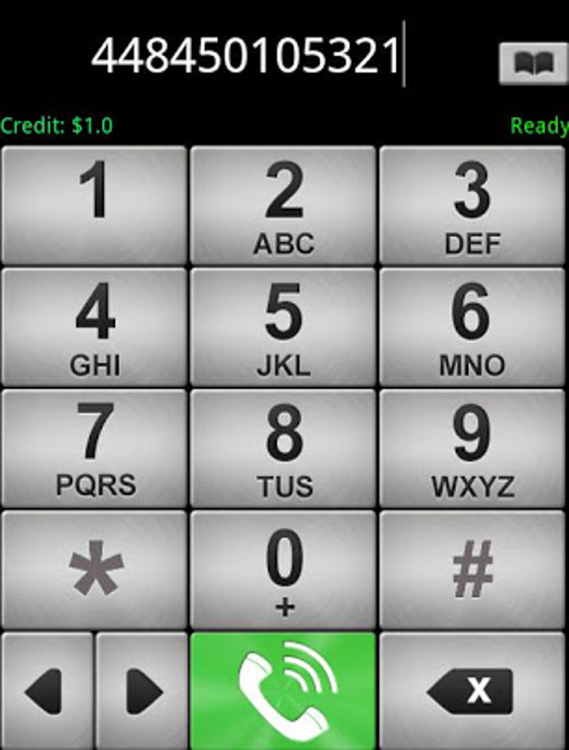 Rings once then beeps 3 times then hangs up -
