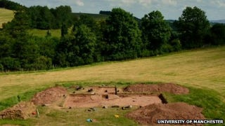 """Illustration for article titled 6000 year old """"halls of the dead"""" found in Herefordshire"""