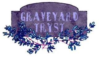 Illustration for article titled How to Make the Graveyard Tryst, a Gin Cocktail That Will Awaken the Spirits