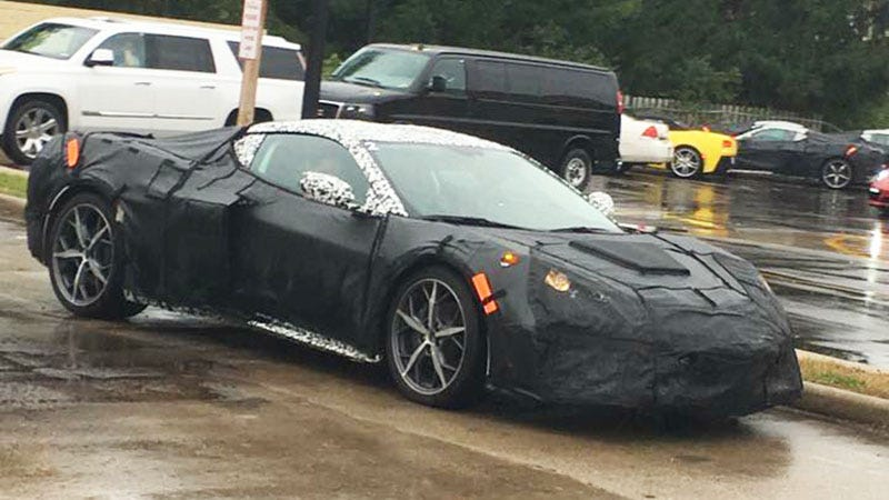 Come On, Guys, This Is Totally The Mid-Engine Corvette