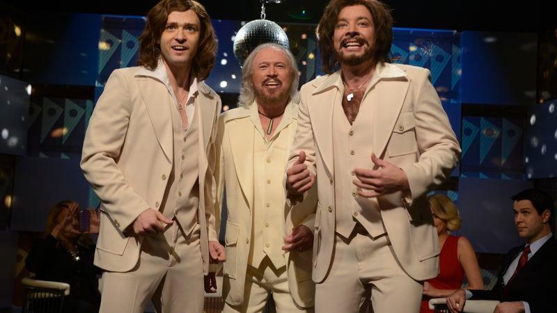 "Illustration for article titled Saturday Night Live: ""Jimmy Fallon/Justin Timberlake"""