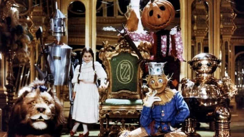 The Return of Oz