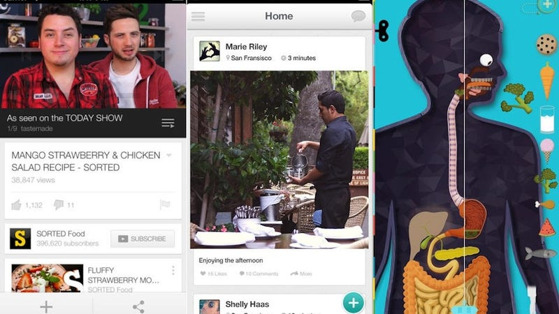 Illustration for article titled iPhone Apps of the Week: Human Body, KeWe, and More