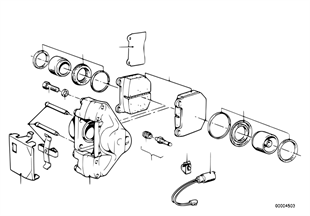 Illustration for article titled 320i - E21 Front brake question