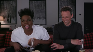 Now your watch is ended, as Seth Meyers and Leslie Jones roar through the Game Of Thrones finale