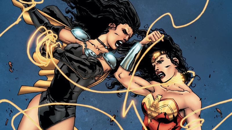 Illustration for article titled Sensation Comics reaches greatness by trusting women with Wonder Woman