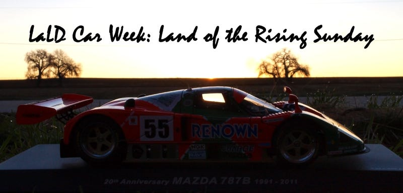 Illustration for article titled LaLD Car Week: Land of the Rising Sunday