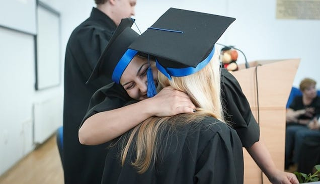 Finally, Some Good News for Grads: Starting Salaries Are on the Rise