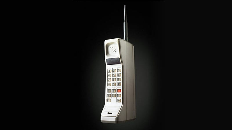 Illustration for article titled The Cellphone Turns 40 Today