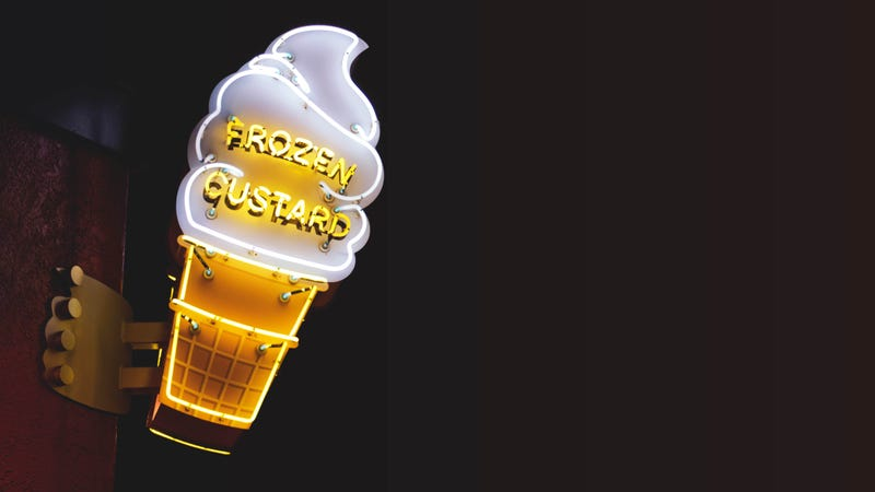 Illustration for article titled Where to Get Free Frozen Custard on August 8
