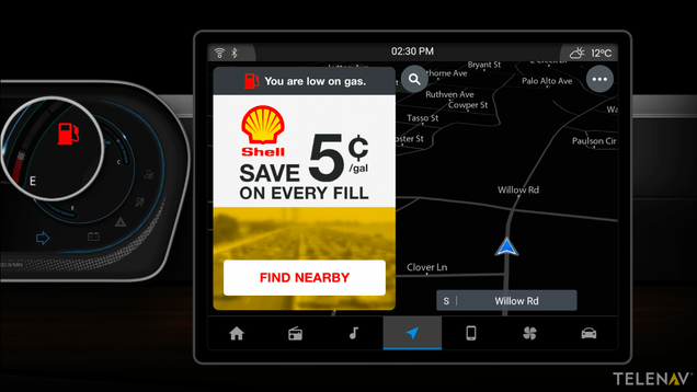There s a Solid Chance the Autonomous Cars of the Future Will Force Ads on You