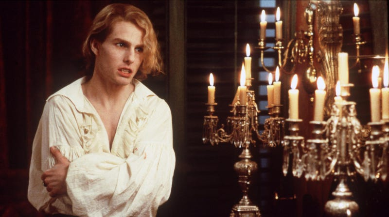 Tom Cruise previously played Lestat in Interview With the Vampire.