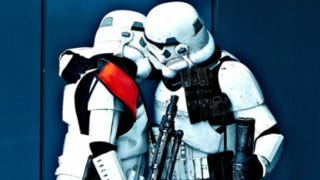 Illustration for article titled Anti-Gay Star Wars Complainers Now Complaining About Spambots
