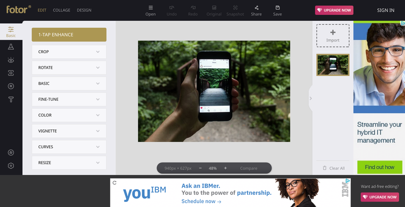 Free Web-Based Photo Editors to Try If You Don't Want to Pay
