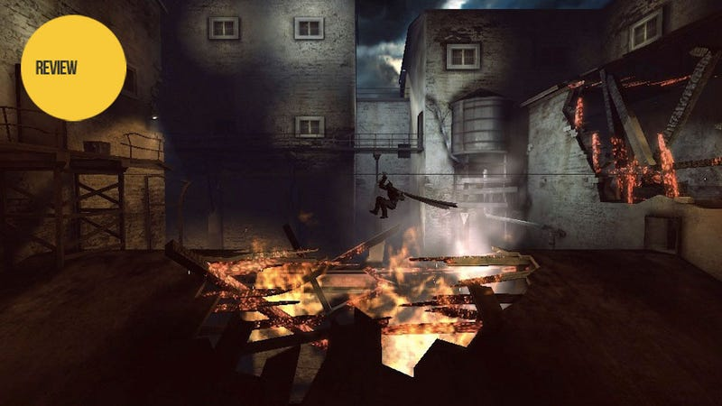 Illustration for article titled Batman: Arkham Origins: Blackgate: The Kotaku Review
