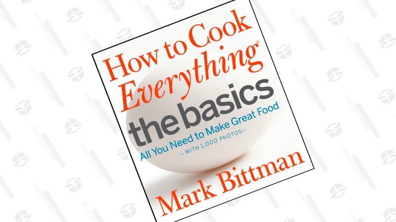 How to Cook Everything The Basics | $3 | Amazon