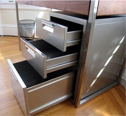 Functional And Good Looking Filing Cabinets For The Home Office Are Not Heck I M Living With A Dented Staples Clearance Special Myself