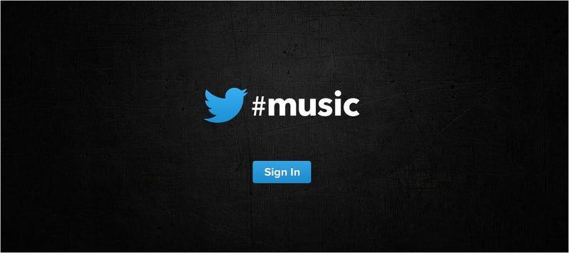 Illustration for article titled Varios artistas ya están probando la nueva app de música Twitter Music