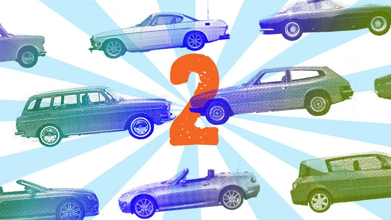 Illustration for article titled Here's A Nice Big Chart Of All The Major Two-Door Body Styles For Cars