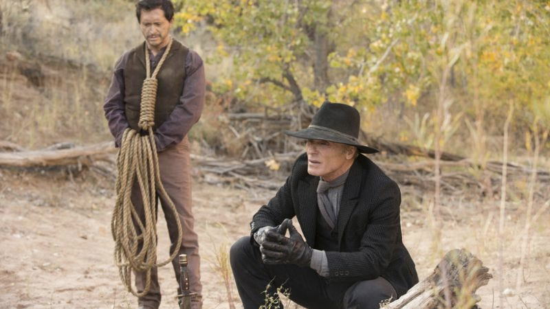 Illustration for article titled Westworld doubles down on the mystery, for better and worse
