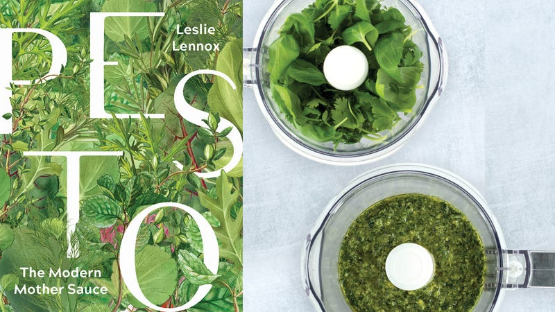 Illustration for article titled I learned 3 valuable lessons from this new pesto cookbook